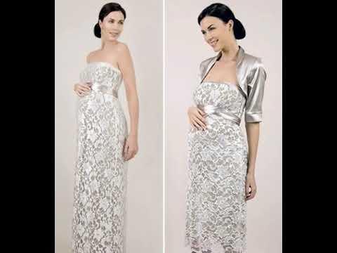 Vestidos de fiesta para embarazadas | moda premama