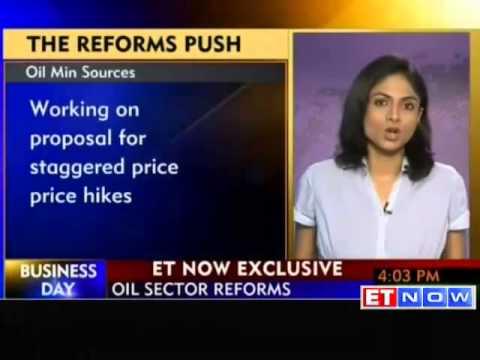 Govt considers staggered LPG, kerosone price hike