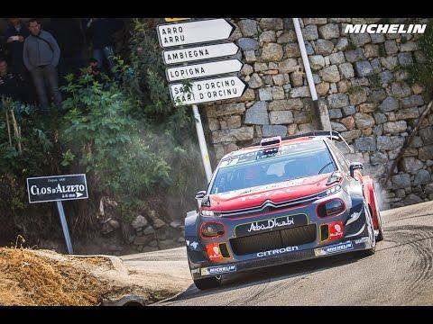 Meeke retirement - 2017 Tour de Corse - Michelin Motorsport