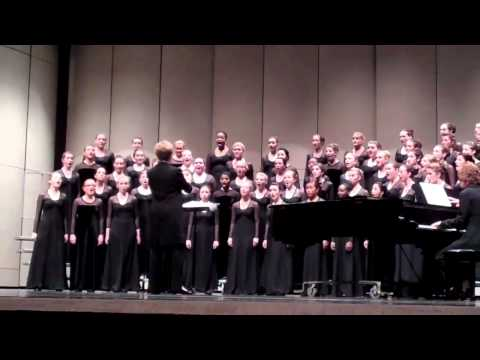 Brownsburg IN ISSMA Concert Choir Champion 2011