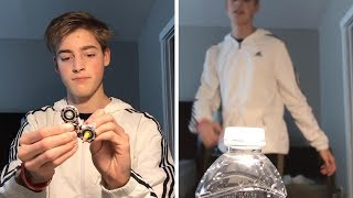 Teen Pulls Off 3 Viral Trends In One Video