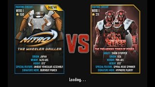 Real Steel WRB I FINAL NITRO VS Twin Cities (champion) NEW UPDATE (Живая Сталь)