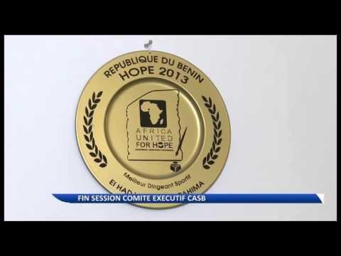 Confédération africaine des sports boule : Fin de la session du comité exécutif