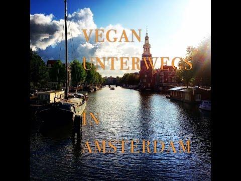 VEGAN UNTERWEGS - CAMPING IN AMSTERDAM