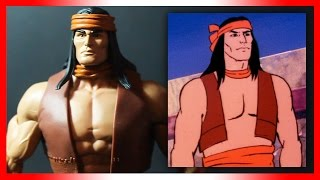 Фигурка DC Universe Classics 18 Apache Chief - Collect-n-Connect BAF обзор