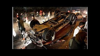 5 killed, 8 injured in accident in UP