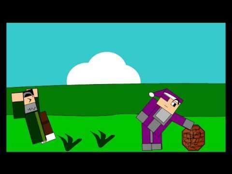 PARODIA apocalipsis minecraft 2 parte 1 por Ormus94