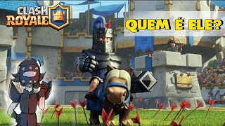 História do Príncipe das Trevas Part 1 | Clash Royale /GPGCLASH