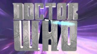 Doctor Who title sequence 2014 in Muvizu