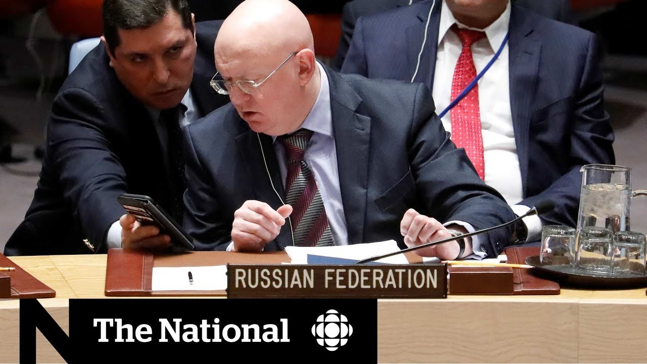 Russia faces international condemnation, but no sanctions yet