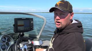 How to Mark Fish on Your Humminbird Sonar Unit at High Speed