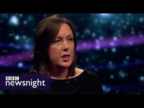 Gravity waves explained - BBC Newsnight
