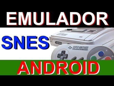 Emulador SNES Android: Juega a los clásicos de Nintendo en tu móvil! Review #78 [HD]
