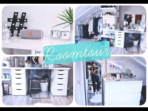 lampen anbringen schminktisch ikea ledsj diy. Black Bedroom Furniture Sets. Home Design Ideas