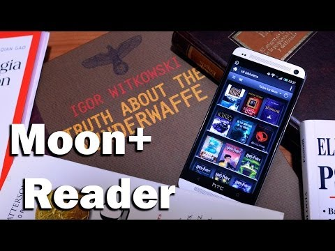 Moon+ Reader - Lector de eBooks