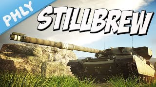 STRONGEST TURRET - Stillbrew Armour - Chieftain Mk.10 (War Thunder)