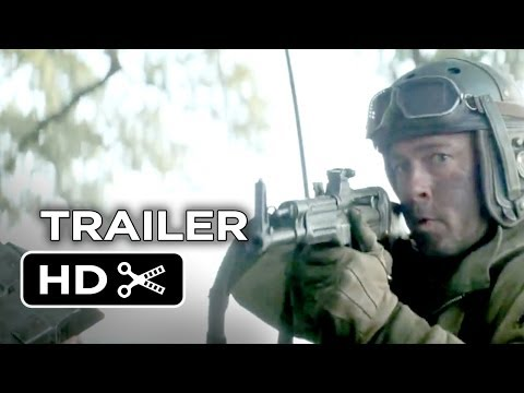 Fury TRAILER (2014) - Brad Pitt, Shia LaBeouf War Movie HD