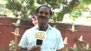 A M Sambath Kumar At Iruvar Ondranal Movie Team Interview