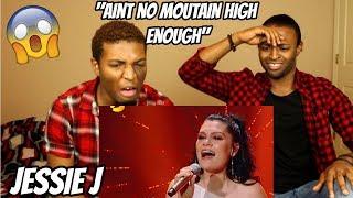 Download Lagu Jessie J - Ain't No Mountain High Enough   Episode 10   Singer 2018   REACTION Gratis STAFABAND