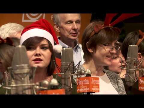 """Dziennikarze Jedynki śpiewają """"Gore gwiazda Jezusowi"""" (Jedynka)"""
