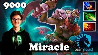 Miracle Bounty Hunter Aghanim | 9000 MMR Dota 2