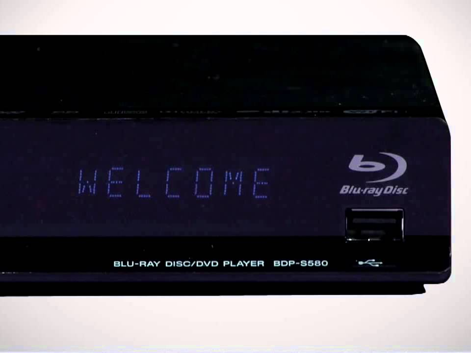 How to check the firmware version of you Sony Blu-Ray Disc Player ...