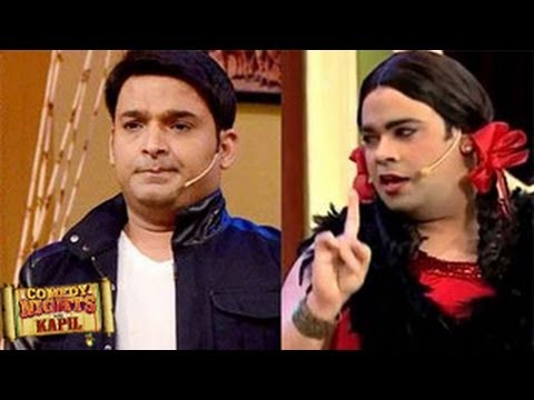 Kiku Sharda Aka PALAK QUITS Comedy Nights With Kapil