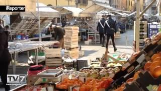 video Controlli congiunti questa mattina da parte dei carabinieri e degli ispettori del lavoro tra i banchi di frutta e verdur... [continua a leggere su : www.gruppotv7.com/ireporter/news/padova/2...