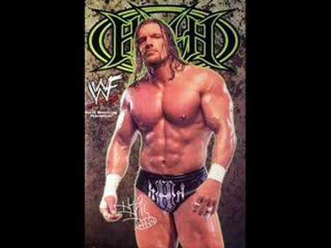 WWF Themes - Triple H My Time (with lyrics)