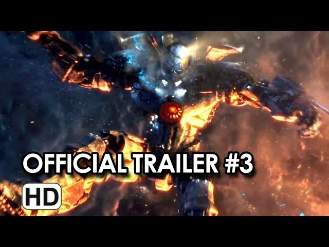 Pacific Rim Official Trailer #3