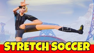 i USED a soccer skin with STRETCHED resolution... (bad tryhard)
