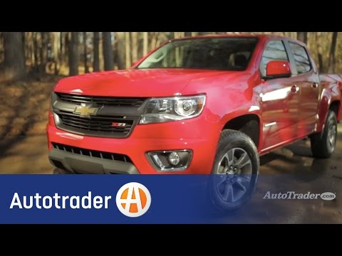 2015 Chevrolet Colorado   Real World Review   Autotrader