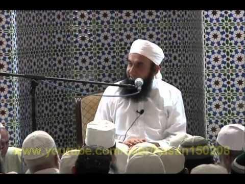 Maulana Tariq Jameel 06.09.2012 Jama Masjid Panama video
