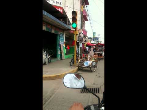 Tuxtepec en moto 🚷