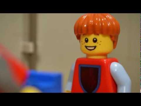 LEGO Plants vs. Zombies - Medieval Warfare trailer