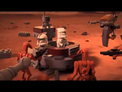 Lego Star Wars Clones vs Droidekas Lego® Star Wars ™ Clones vs