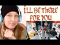 THE MOFFATTS - I'LL BE THERE FOR YOU (WISH)   REACTION MP3