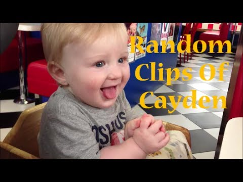 Random Clips Of Cayden
