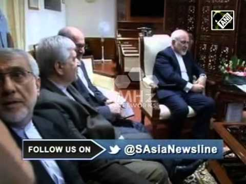 Foreign Minister meets India's top political leadership (Aug 14, 2015)