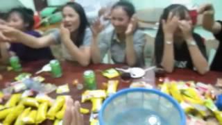 Học sinh hiên ngang hát bài Trả Lại Cho Dân chào mừng ngày nhà giáo Việt Nam 20/11