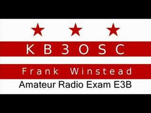 Amateur Radio Extra Exam Prep E3B