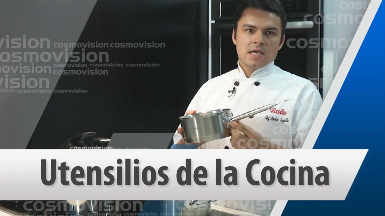 La cocina y los utensilios en de todo en casa youtube - Utencillos de cocina ...
