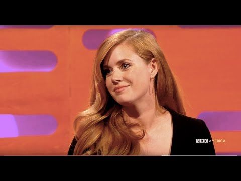 Amy Adams' Daughter Makes Fun of Her - The Graham Norton Show
