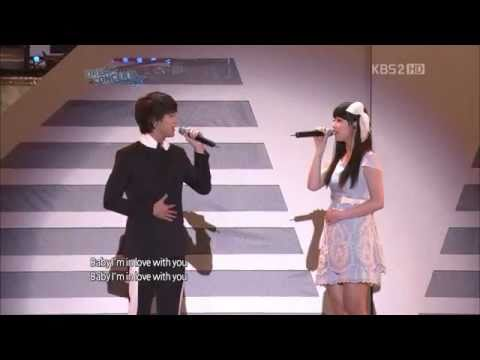 Dream Concert 2011 - Suzy + Sam Dong (soo Hyeon) - Maybe video