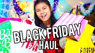 BLACK FRIDAY HAUL 2016!!!| Black Friday Haul | BLACK FRIDAY HAUL