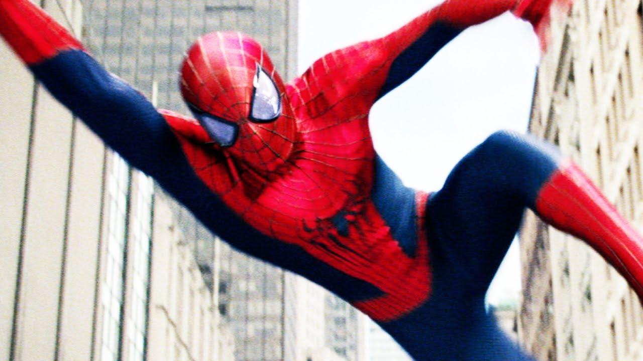 electro spider man 2 trailer
