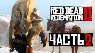 Прохождение Red Dead Redemption 2 — Часть 2: Первая Охота на Диком Западе