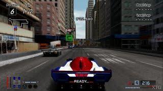 Gran Turismo 4 - Nissan R92CP Race Car HD PS2 Gameplay
