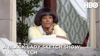 A Black Lady Sketch Show | 227: The Reboot (Full Sketch) | HBO