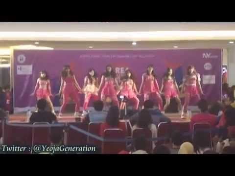 Yeoja Generation (Girls' Generation SNSD Cover Dance) Mr. Mr. + Find Your Soul full KNF 2014